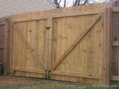 MAKING A GATE
