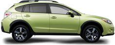 2014 #Subaru #XV #Crosstrek SUV | North Aurora