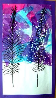 Check out student artwork posted to Artsonia from the Winter Trees w/ Tissue Paper:2nd grade project gallery at McLean Science/tech Magnet Elementary School.