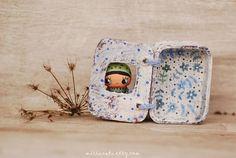 Mirianata - fabric doll