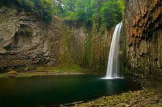 Abiqua Falls,  OR