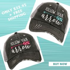 Women's trucker hat...