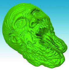 Walking Dead Zombie Gelatin Mold pre-order:  I haven't decided if this is a good purchase or if it would be too much work to make it look awesome.