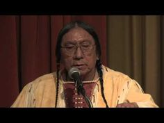▶ A Talk with Sitting Bull's Great Great Grandson - YouTube