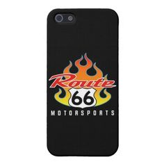 """Route 66 """"Route 66 Racing"""" iPhone 5/5s  Case Case For iPhone 5/5S"""