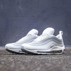 43a02d7df05 Nike Air Max 97 Ultra 17 PRM -Pure Platinum Wolf Grey (AH7581-001) USD 135  HKD 1060 Pre Order and Release on 4 Jan 2018  맥스97파은  나이키  solecollector ...
