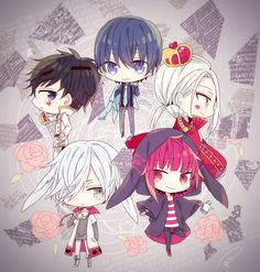 The entire cast are just adorable nerds Usui, Stage Play, Touken Ranbu, Anime Boys, Chibi, Cool Art, Acting, Addiction, Idol