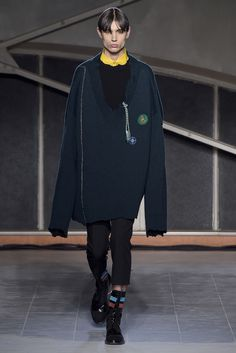 Raf Simons Men's Fashion Week Fall 2016 Shoes