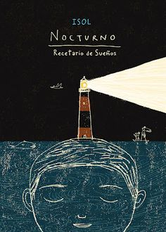 This is one of the stranger children's books I've seen but also one of the most interesting. It is called Nocturne: Dream Recipes (Grou. Book Cover Art, Book Cover Design, Book Art, Children's Book Illustration, Graphic Design Illustration, Zine, Dream Recipe, Design Editorial, Buch Design