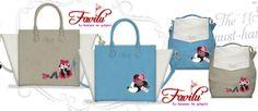 Borse e portafogli Minnie Mouse edizione limitata www.favilu.com