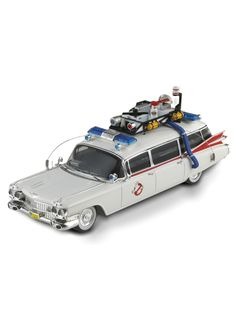 Hot Wheels Ghostbusters: Ecto1A