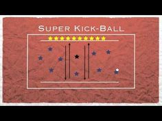 Physical Education Games - Super Kickball and many others