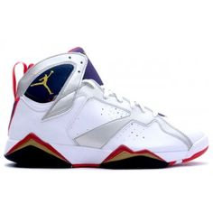 I wish i'd just kept my Jordans from 2004 instead of playing ball in them. Air Jordan 7 Retro Olympic 2004