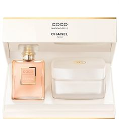 Chanel Fragrance COCO MADEMOISELLE EAU DE PARFUM SPRAY AND BODY CREAM COFFRET (1 pce)