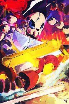 Cortez Paper Mario the Thousand Year Door Super Mario Brothers, Super Mario Bros, Video Game Art, Video Games, Super Mario Nintendo, Chrono Trigger, Paper Mario, A Thousand Years, Best Fan