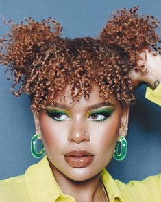 Makeup Inspo, Makeup Inspiration, Alissa Ashley, Makeup Looks, Face Makeup, Pretty Makeup, Low Maintenance Hair, Hair Specialist, Cool Face