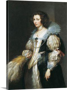 Anthony Van Dyck, Sir Anthony, Vanitas, Charles Ii Of England, List Of Paintings, Wall Art Prints, Canvas Prints, European Fashion, Portrait