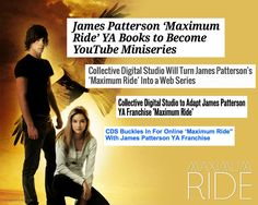 Have you heard the news about Maximum Ride on screen?!