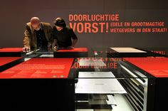 HET PANTHEON - Letterkundig Museum, Den Haag by OPERA Amsterdam