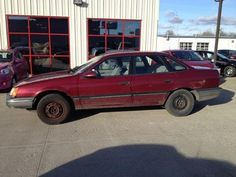 1FABP504XKG268221 | 1989 Ford Taurus L for sale in Saint Joseph, MO Image 2