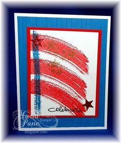 Patriotic Work of Art