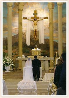 Holy Catholic Marriage Counseling/Vow Renewals/Help with Marriage Problems