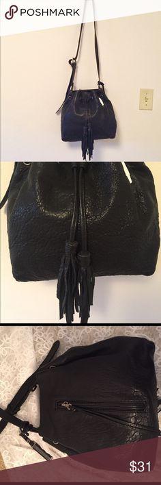 "Final sale! Trbasure& Bond  leather crossbody bag 💯 soft leather!  Brand new! Size:9""*9""*3"" Treasure&Bond Bags Crossbody Bags"
