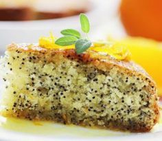 Chutný makový koláč je obľúbenou dobrotou