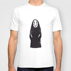 No-face T-shirt by Tom Henderson