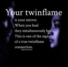 Our time apart is only our time to help each other heal. Your twinflame is your mirror. When you heal they simultaneously heal. That is one of the signs of a true twinflame connection. Soulmate Connection, Connection Quotes, Soul Connection, Unrequited Love Quotes, True Love Quotes, Twin Flame Relationship, Relationship Quotes, Relationships, 1111 Twin Flames