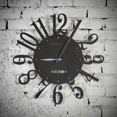 London Bridge Clock from Hoagard