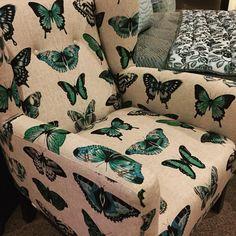 """Papilio"" - Amazilia fabrics"