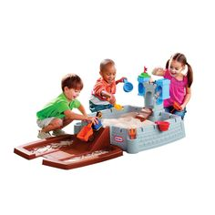 'Castle Adventures' Sandbox for $64.99