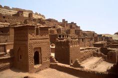 maadid ancient ksar morocco   Ksar Ait Benhaddou in Souss-Massa-Dral along the Ouarzazate River ...