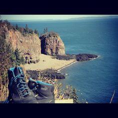 #PUMAs in Nova Scotia, Canada #shoes #sneakers #travel #travelingpumas