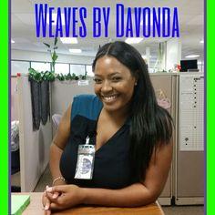 Hair by Davonda  #hairdeeziak