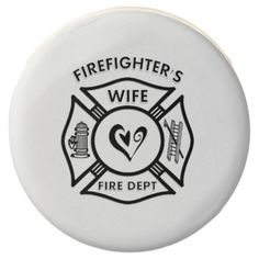 Firefighters Wife Chocolate Covered Oreos - showing some love