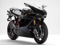 ducati motorbike Arrow's motorbike