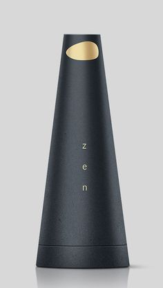 We do NOT like the fragrance but only the design of the perfume flacon. Zen perfume designed by Igor Mitin Perfume Packaging, Cool Packaging, Luxury Packaging, Bottle Packaging, Brand Packaging, Packaging Ideas, Design Packaging, Beauty Packaging, Japanese Packaging