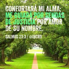 Salmos 23:3