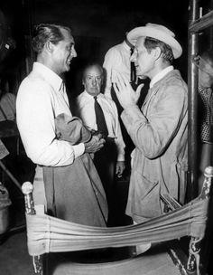 La Main au collet - Alfred Hitchcock - Danny Kaye - Cary Grant