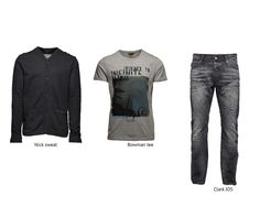 The journey to infinity!   #journey #infinity #top #tshirt #jeans #denim #sweat #outfit #men #boy #fashion #trend #style #look