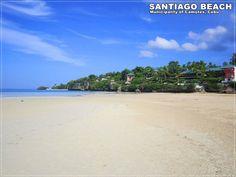 Santiago White Beach Camotes