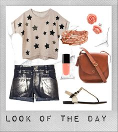 """Look of the day #01"" by jyoti-shridhar on Polyvore"