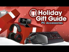 Top PC Accessories - GameSpot Holiday Gift Guide 2017 - http://eleccafe.com/2017/12/15/top-pc-accessories-gamespot-holiday-gift-guide-2017/