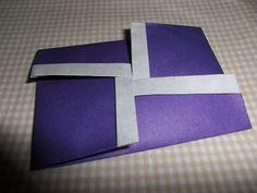 お年玉のポチ袋にもなる!粋な手紙の折り方   nanapi [ナナピ]