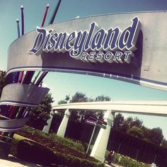 """Visit the Happiest Place on Earth - Disneyland in Anaheim, CA! Upgrade your ticket to a """"Park-Hopper"""" ticket and enjoy same-day admission to both Disneyland and California Adventure Space Mountain, Disneyland Park, We Are Family, Huntington Beach, Ticket, Conference, Improve Yourself, Things To Do, Neon Signs"""