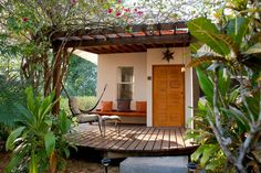 Your very own lanai at Ka'ana Belize Hotel Resort. Come and stay a while :) #xoBelize