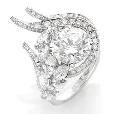 Over-the-Top Engagement Rings | Engagement Rings | Engagement | Brides.com : Brides.com
