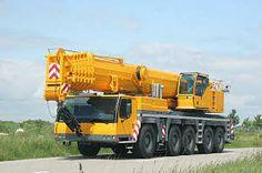 Liebherr Crane - LTM 1200